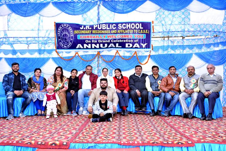 J R Public School-Annual Day