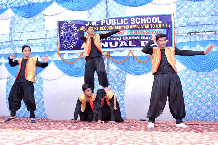 J R Public School-Dance