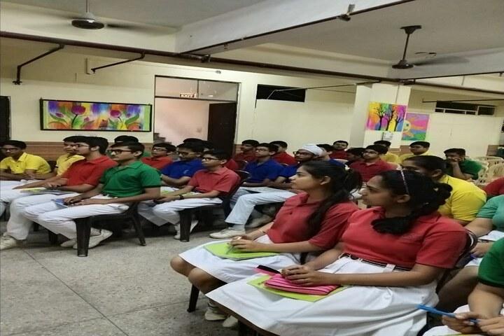 Jagannath Interational School-Conference Hall
