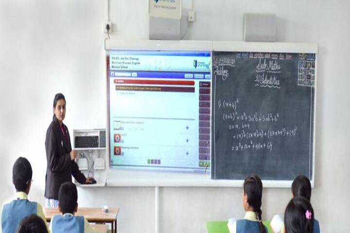 Jagannath Interational School-Smart Classrooms