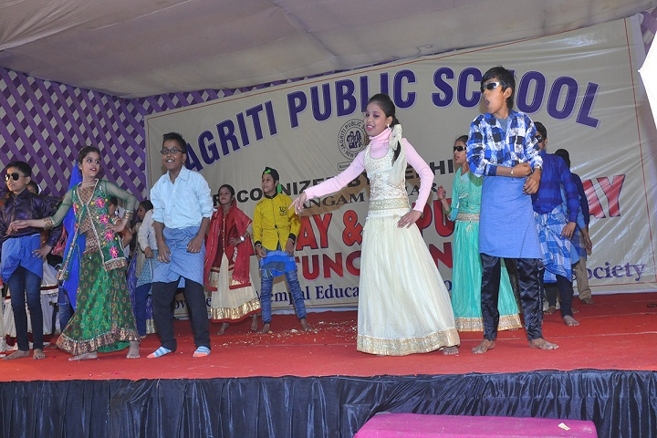 Jagriti Public School-Annual day