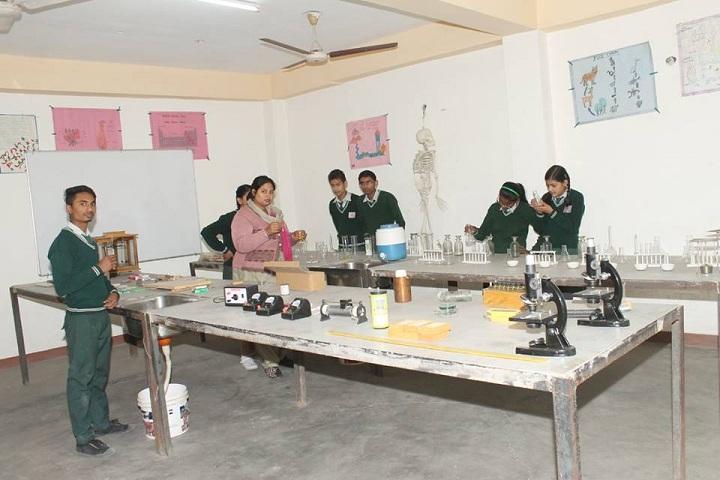 Jagriti Public School-Lab