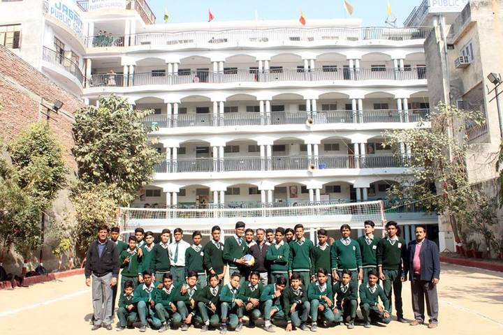 Jagriti Public School-Sports Team