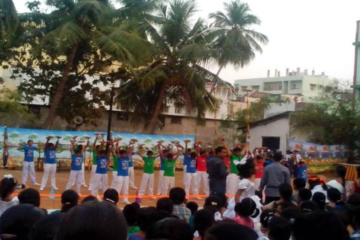 Sri TVS Rao Srikrishna Vidya Mandir-Activity