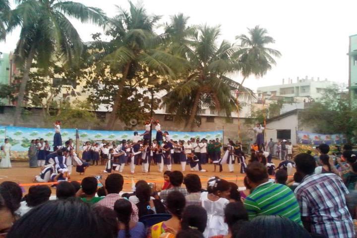 Sri TVS Rao Srikrishna Vidya Mandir-Annual Day