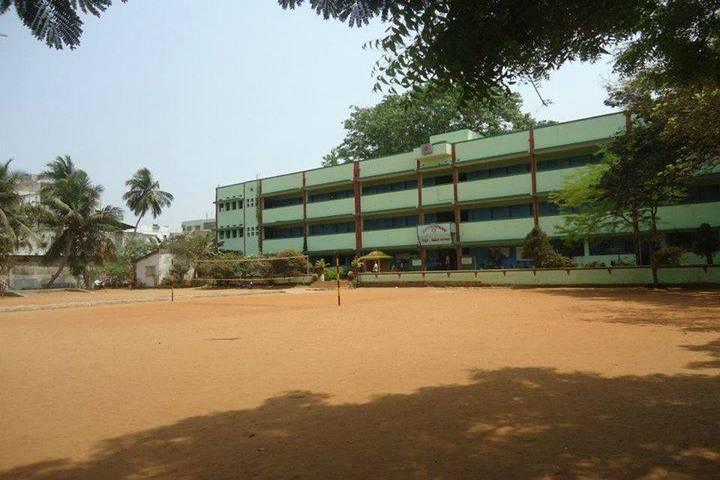 Sri TVS Rao Srikrishna Vidya Mandir-School Building