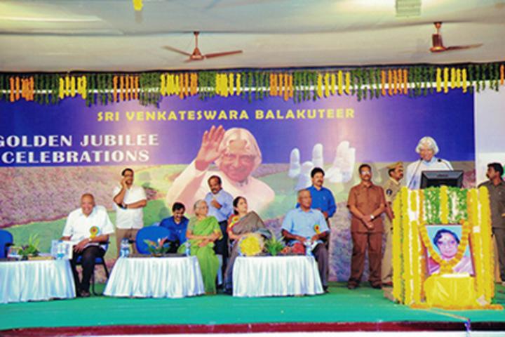 Sri Venkateswara Bala Kuteer-Golden Jubilee Celebrations