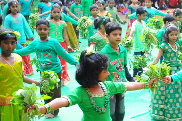 Sri Venkateswara Bala Kuteer-Green Day Celebrations