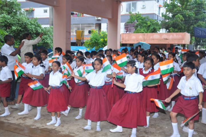 Sri Venkateswara Bala Kuteer-Independence Day Celebrations