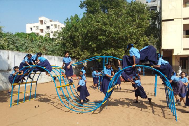 Sri Venkateswara Bala Kuteer-Play Area
