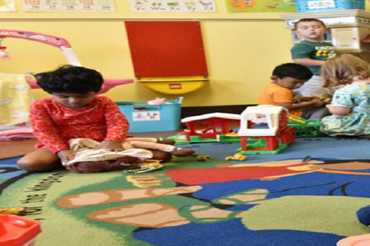 Jeevan Public School-Activity room