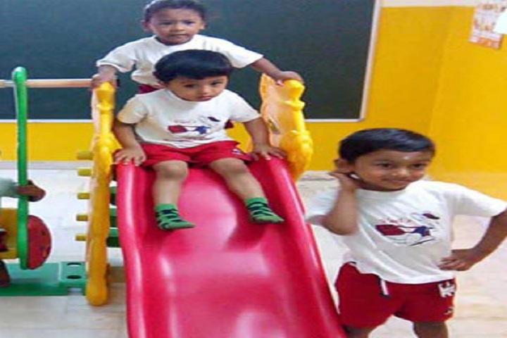 Jeevan Public School-Kids Play Area