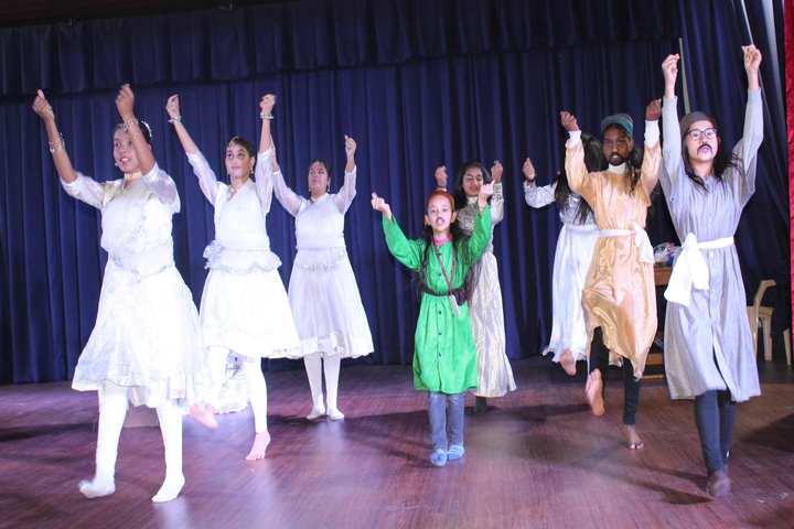 Jesus Mary Joseph School-Dance