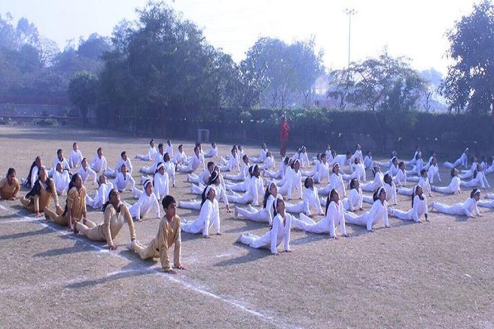 Jesus Mary Joseph School-Yoga