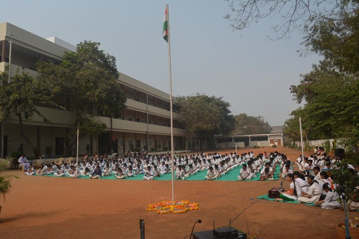 Sri Vijnana Vihara English Medium School-Republic Day Celebrations
