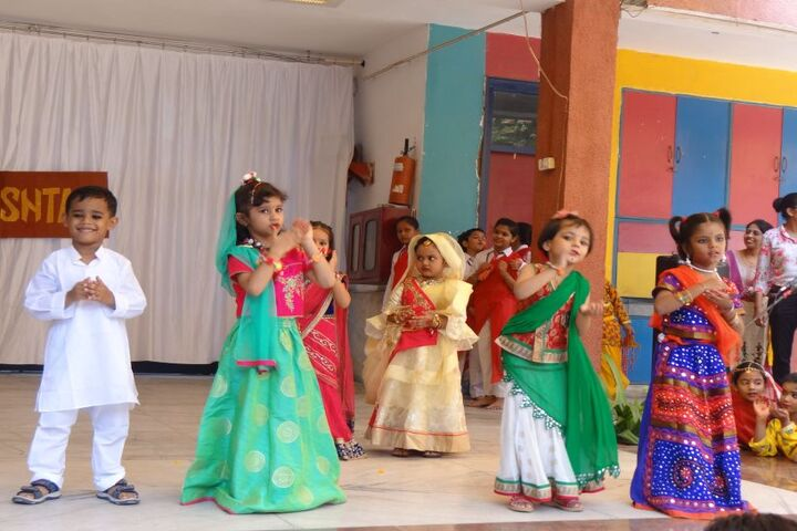 Jinvani Bharti Public School-Fancy Dress