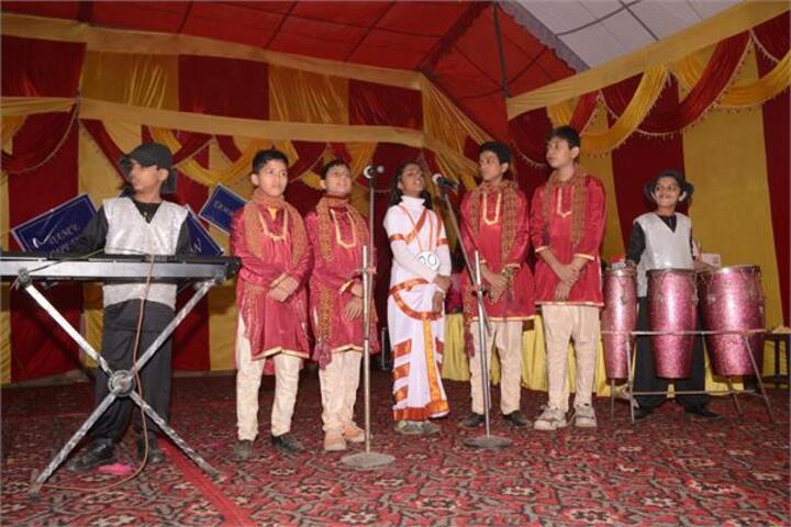 Jinvani Bharti Public School-Music