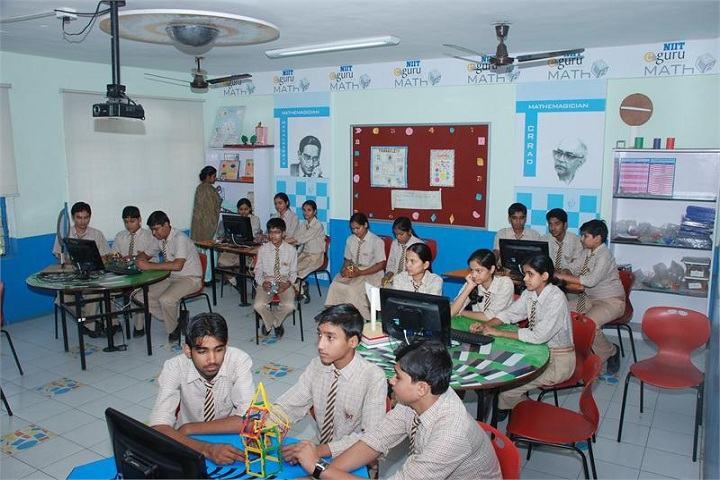 Jinvani Bharti Public School-Maths Lab
