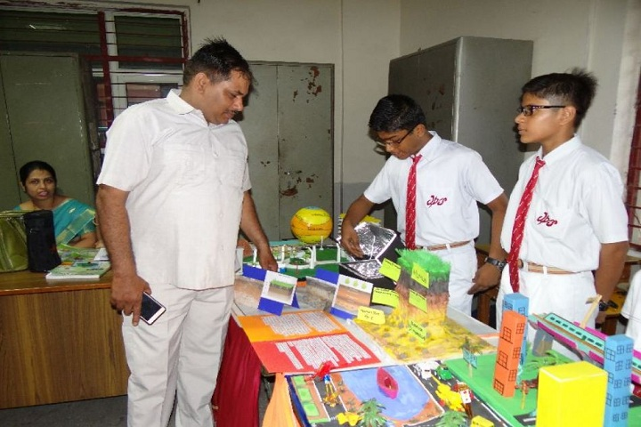 Jinvani Bharti Public School-Science Fair