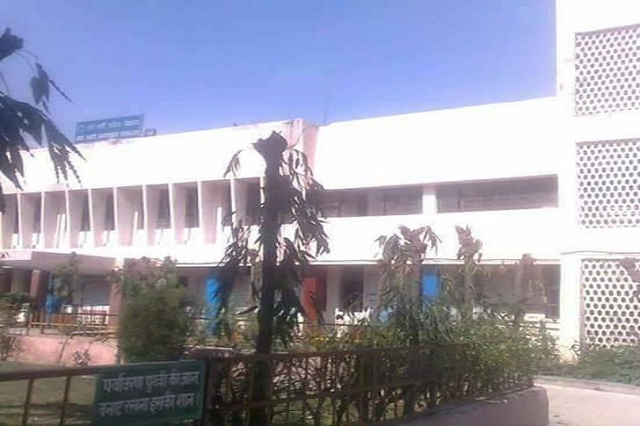 Jose Marti Sarvodaya Vidhyalaya-School Building