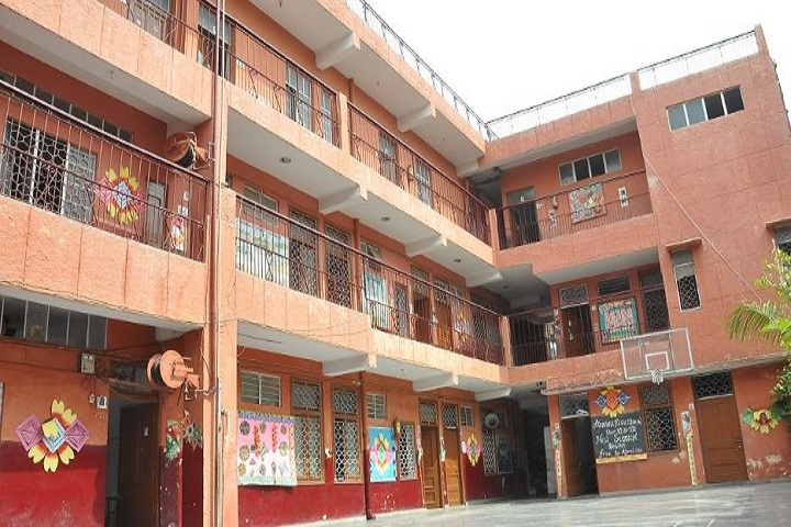 Jyoti Model School-Campus View