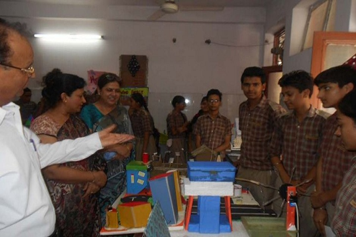 Jyoti Model School-Science Fair