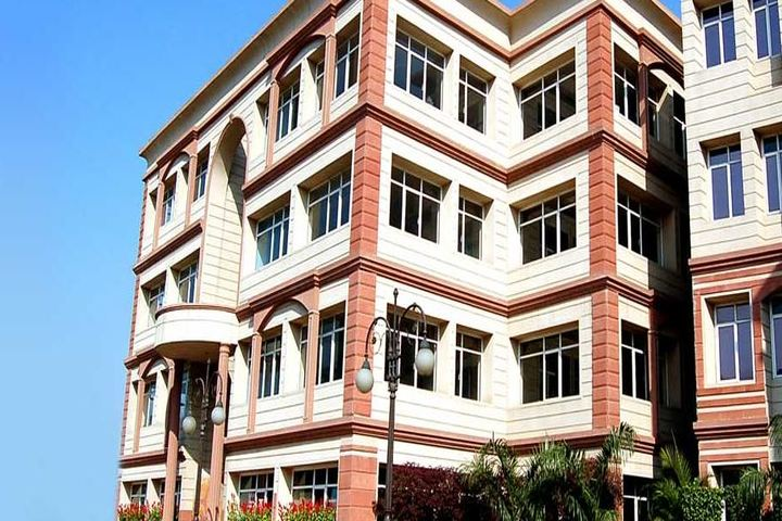 K R Mangalam World School-School Building