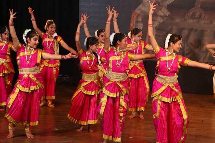 K R Mangalam World School-Annual day
