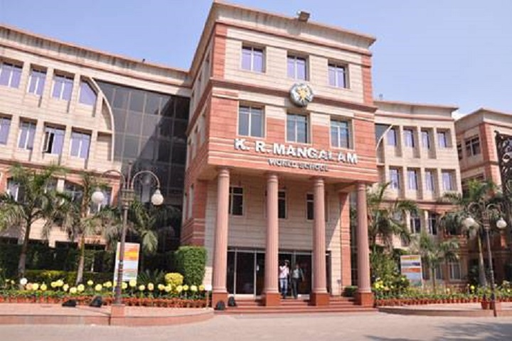 K R Mangalam World School-Campus