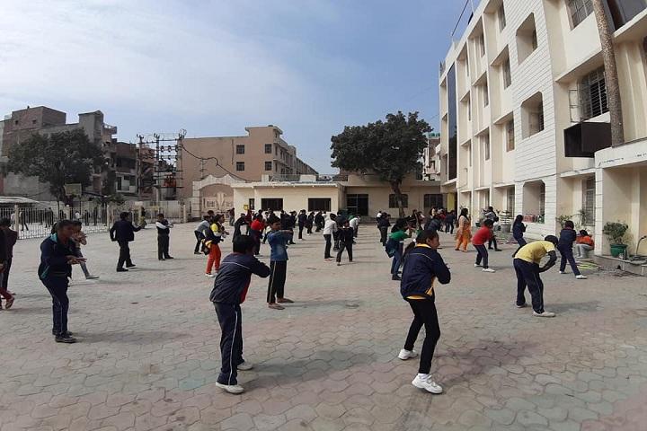 Kamal Model Senior Secondary School-Dance
