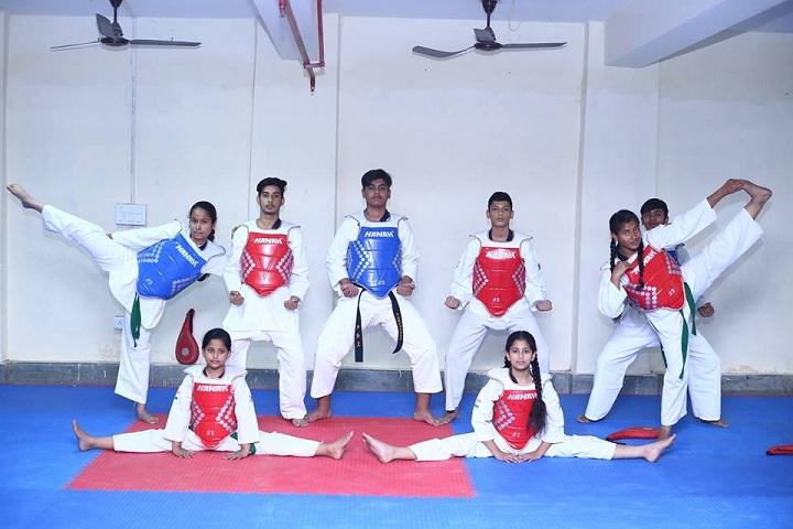 Kamal Model Senior Secondary School-Yoga