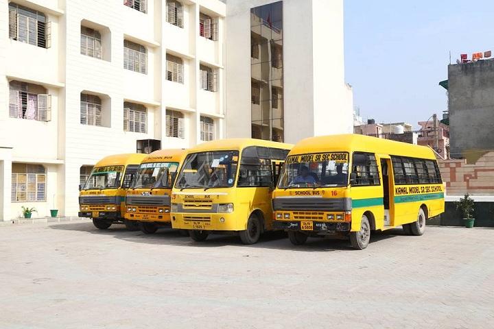 Kamal Model Senior Secondary School-Transport