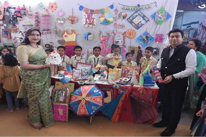 Kamal Public School-Exhibition