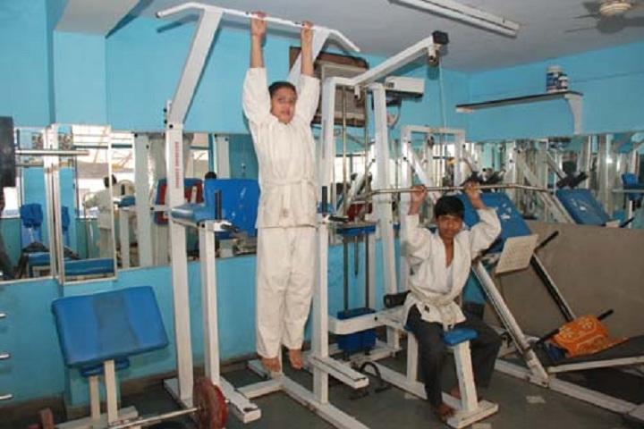 Kamal Public School-Gym