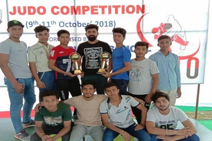Kamal Public School-Judo Competition