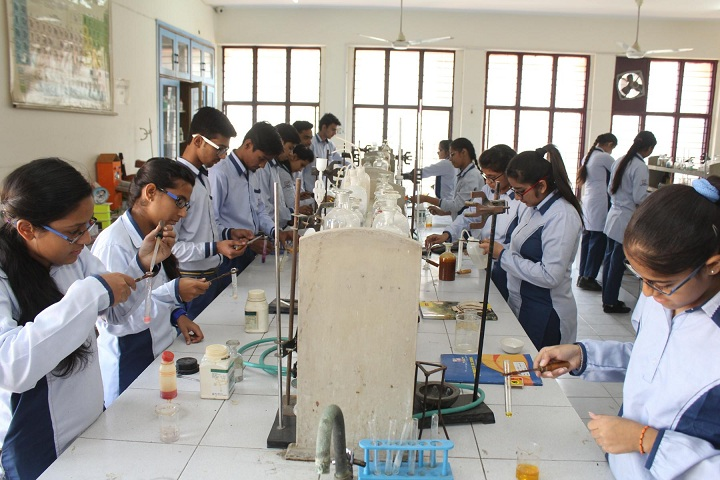 Kamal Public School-Lab