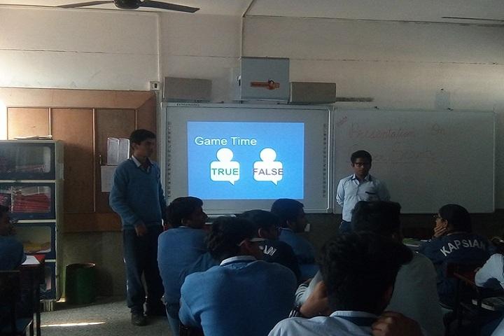 Kamal Public School-Smart Class