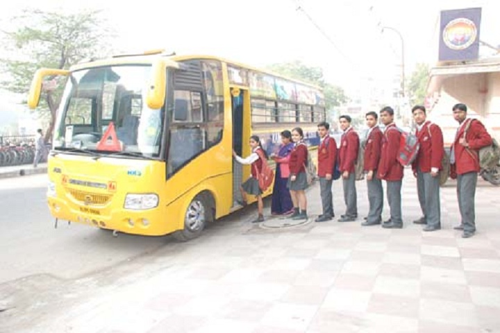 Kamal Public School-Transport
