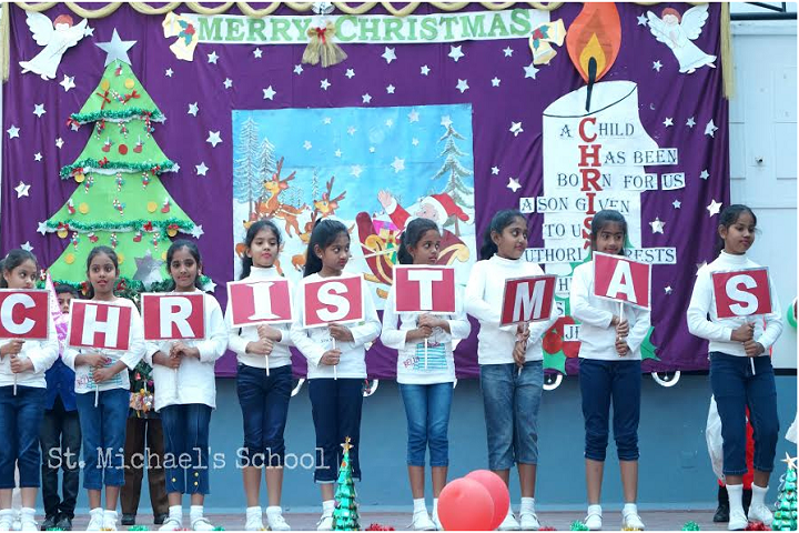 St Michael S School-Christmas Celebrations