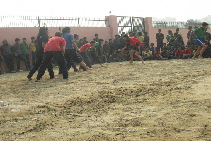 Kendriya Vidyalaya-Sports-Day