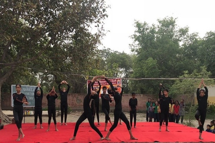 Kendriya Vidyalaya-Yoga-day