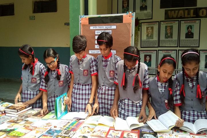 Kendriya Vidyalaya-Library Day