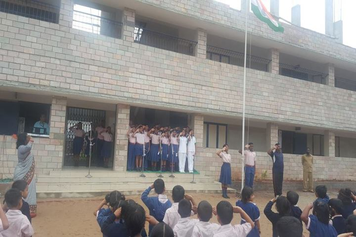 St Andrews High School-Independence Day Celebrations