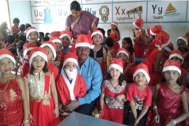 St Annes School-Christmas Celebration