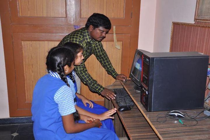 St Annes School-Computer Lab