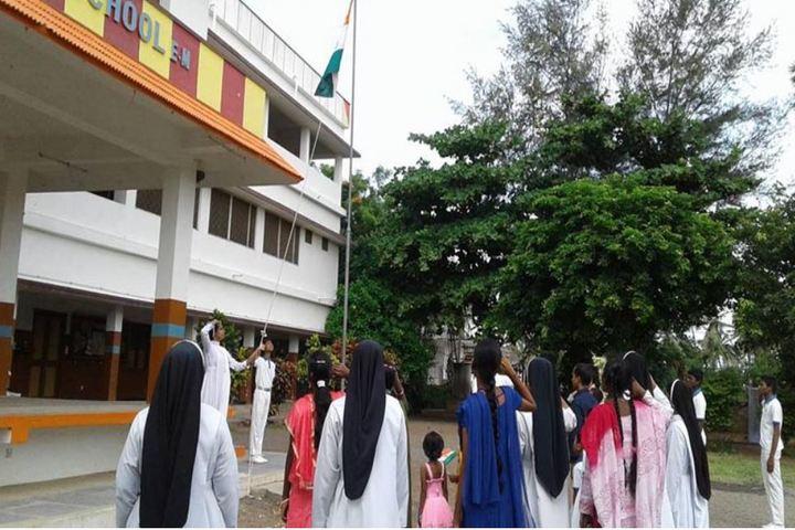 St Annes School-Independance Day