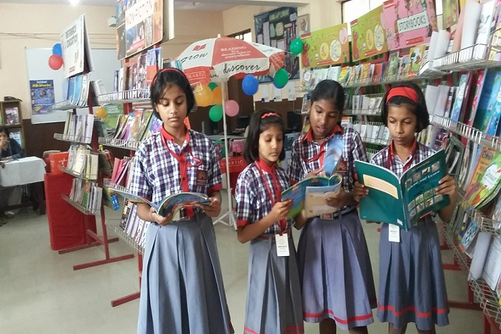 Kendriya Vidyalaya-Book Exhibition