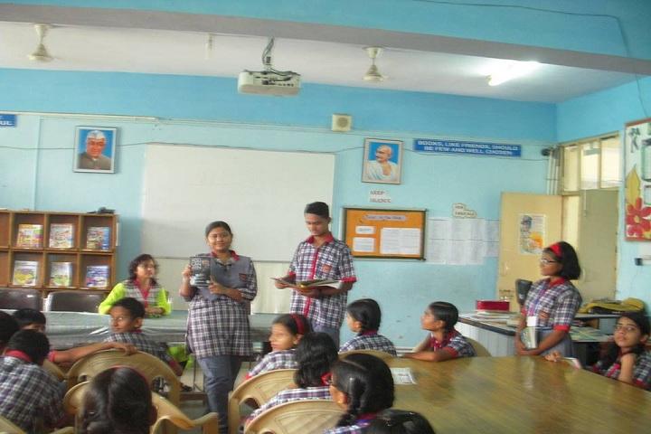 Kendriya Vidyalaya-Book Review Presentation