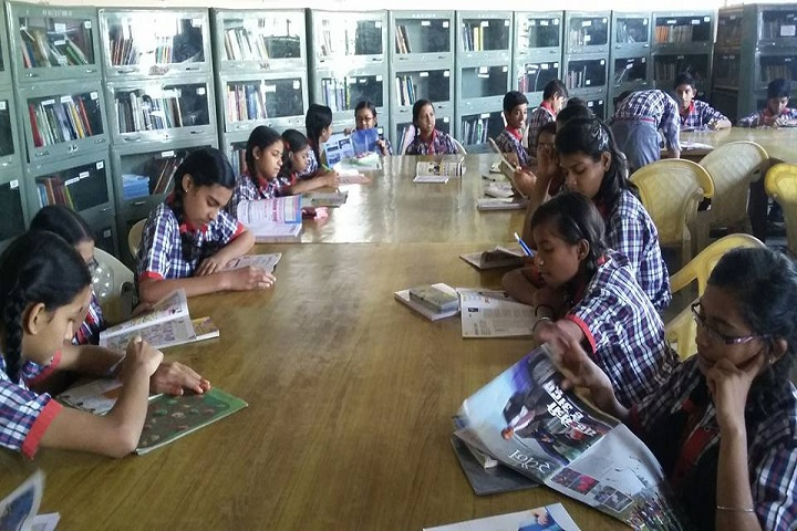 Kendriya Vidyalaya-Library Reading Room