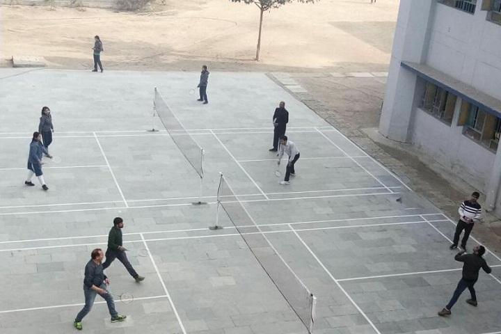 Kendriya Vidyalaya-Badminton-Court